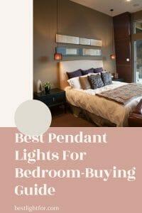 Pendant Lights For Bedroom