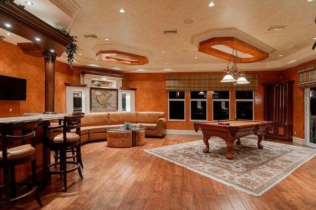 chandelierforlow ceiling living room