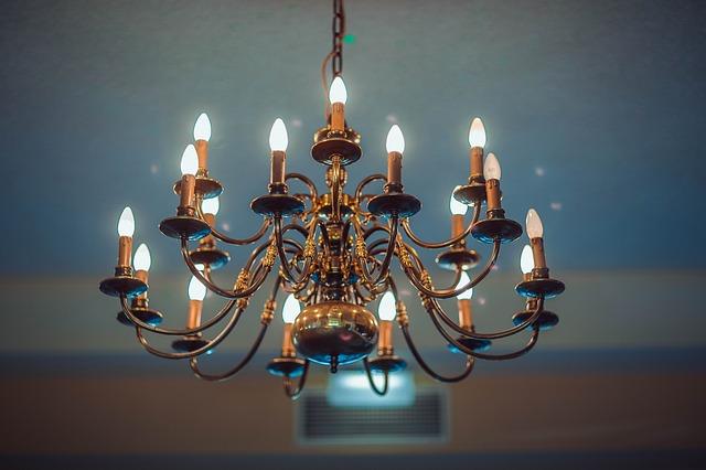 are chandeliers adjustable