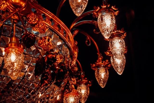 tadpoles chandelier