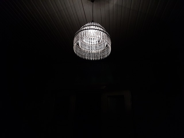 can you hang a chandelier from a drop ceiling
