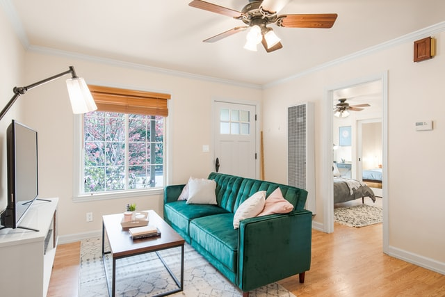 CAN YOU HANG A CHANDELIER BY THE CEILING FAN?