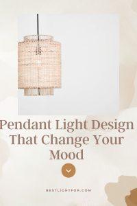 Pendant Light Design