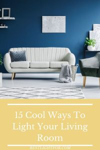 light your living room