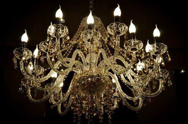 chandelier under $50