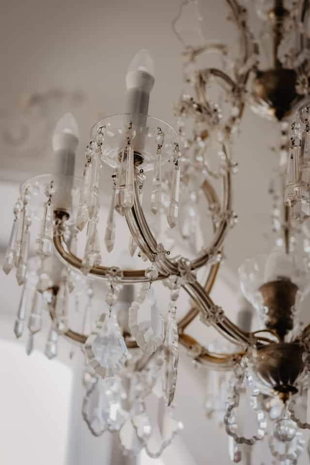 how to size chandelier for foyer