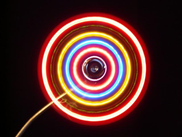 HOW DO LED LIGHT CHANGE COLOR