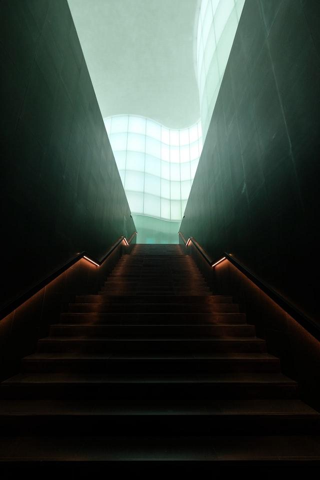 Wireless Motion Sensor Stair Lights