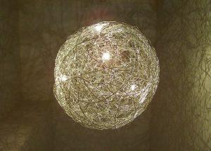 fake chandelier for decoration
